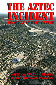 Cover of the Aztec Incident.