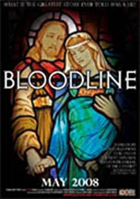 The cover of the Bloodline DVD.