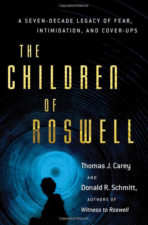 Cover of Children of Roswell.