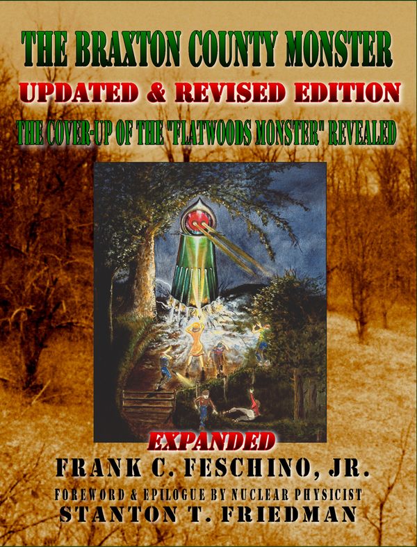 Cover of Frank Feschino's Braxton County Monster.