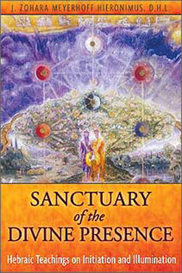 Cover of Sanctuary of the Divine Presence.