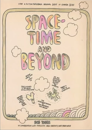 Cover of Space-Time.